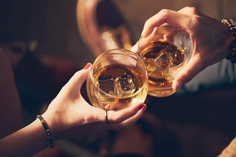 whiskeymagning på et af landets mest anerkendte bryggerier
