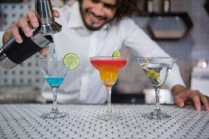kom på et lækkert cocktailkursus