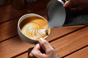 Bliv en mester til Latte Art