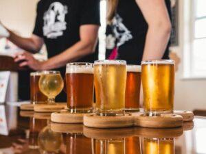 ølsmagning i Odense